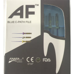 FANTA AF BLUE C-PATH FILE #18/05  25mm  6 pcs/box