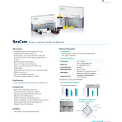 Meta Biomed NEXCORE REFILL TOOTH  1X 9g
