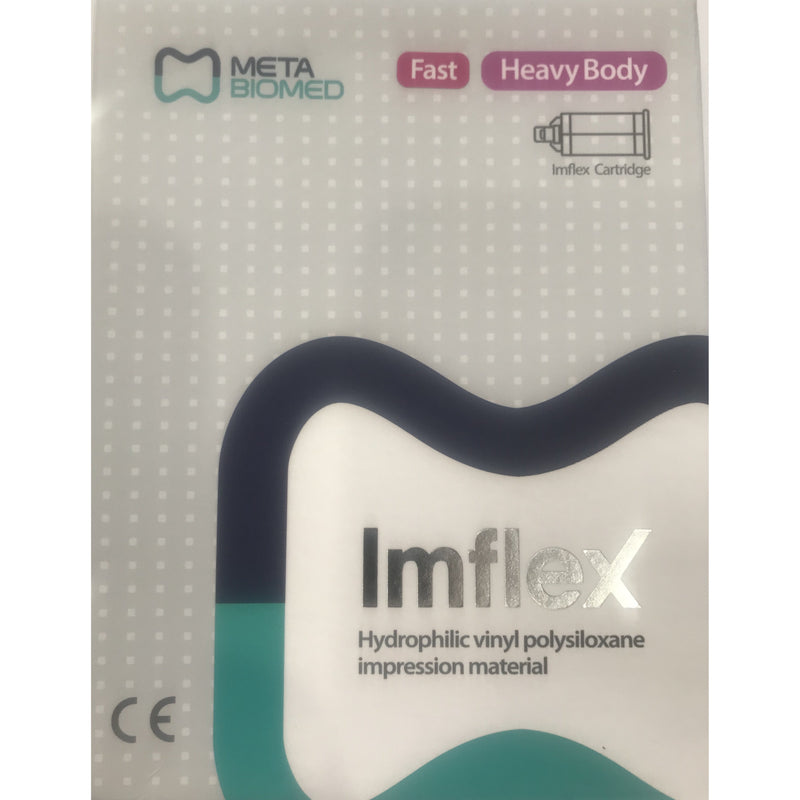 Imflex Fast Set Heavy Body (50ml cartridge x2, mixing tips x6)