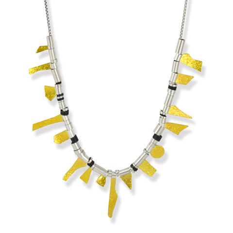 Sunrays Long Necklace