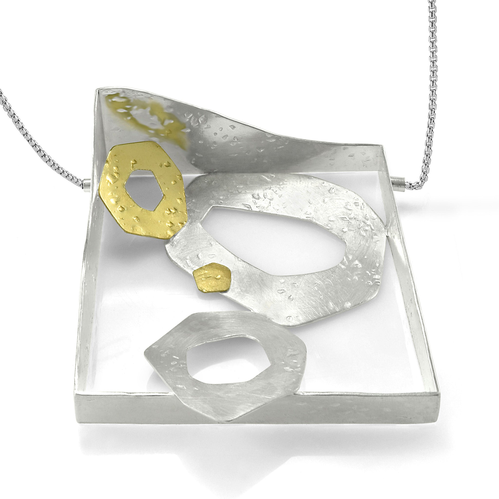 Enclosed Effervescence Necklace