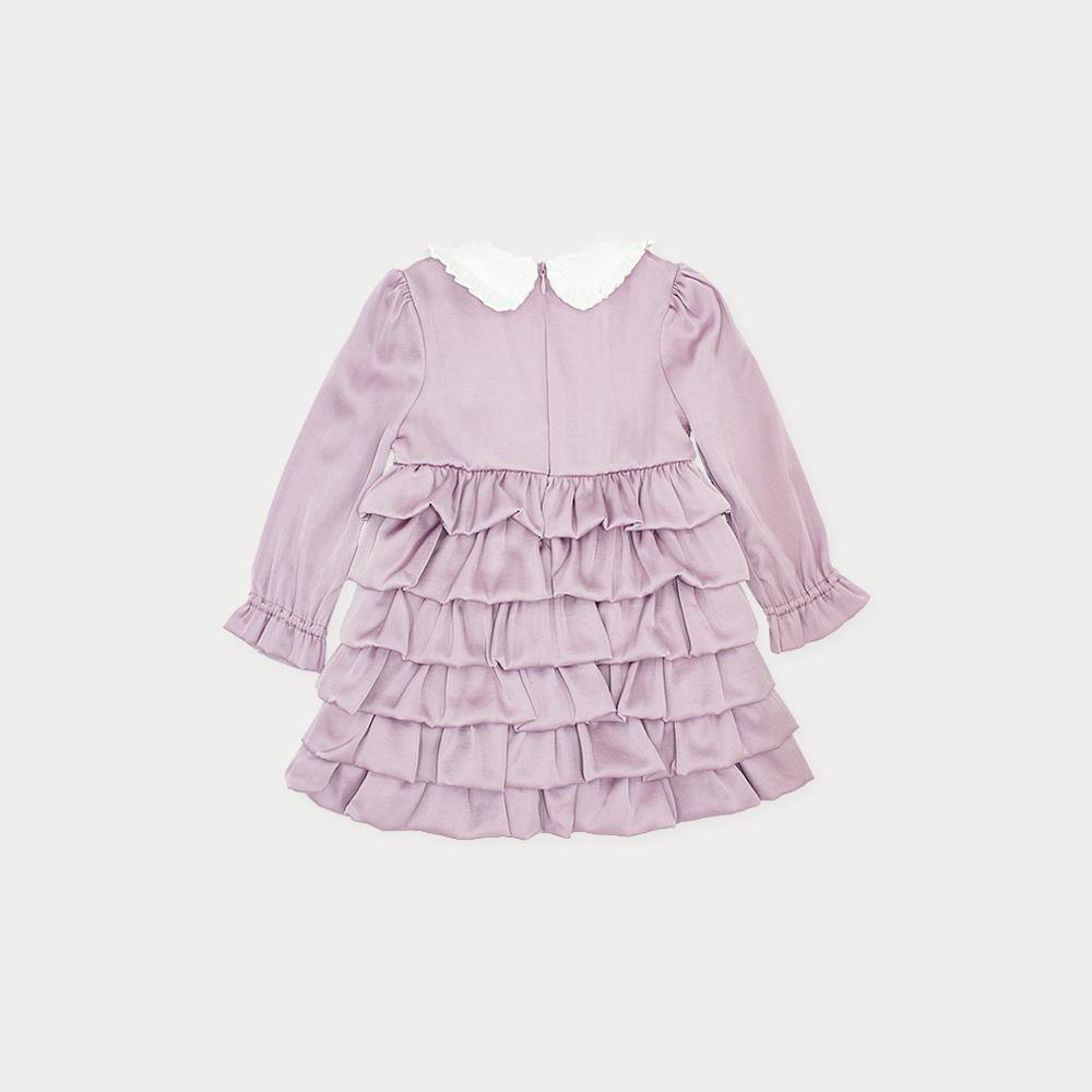 LITTLE PRINCESS DRESS - Claudine USA
