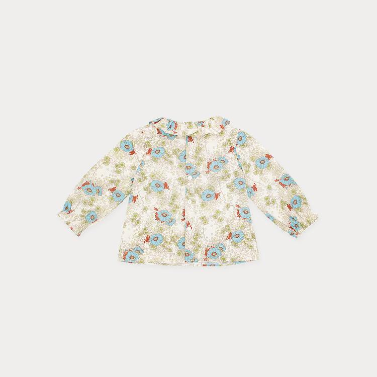 FLORENCE BLOUSE - Claudine USA