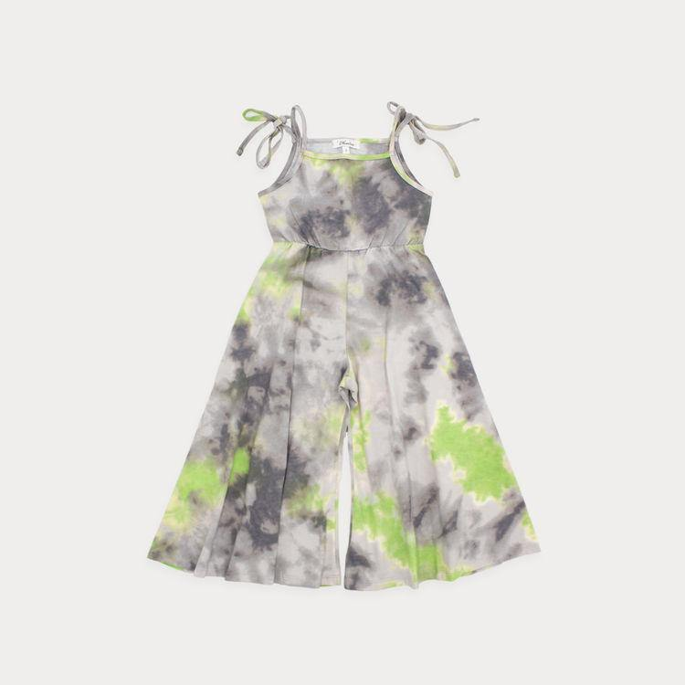 WATERCOLOR JUMPSUIT - Claudine USA