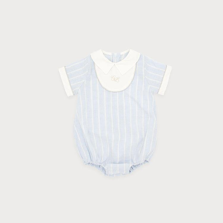 CL STRIPE BODYSUIT - Claudine USA