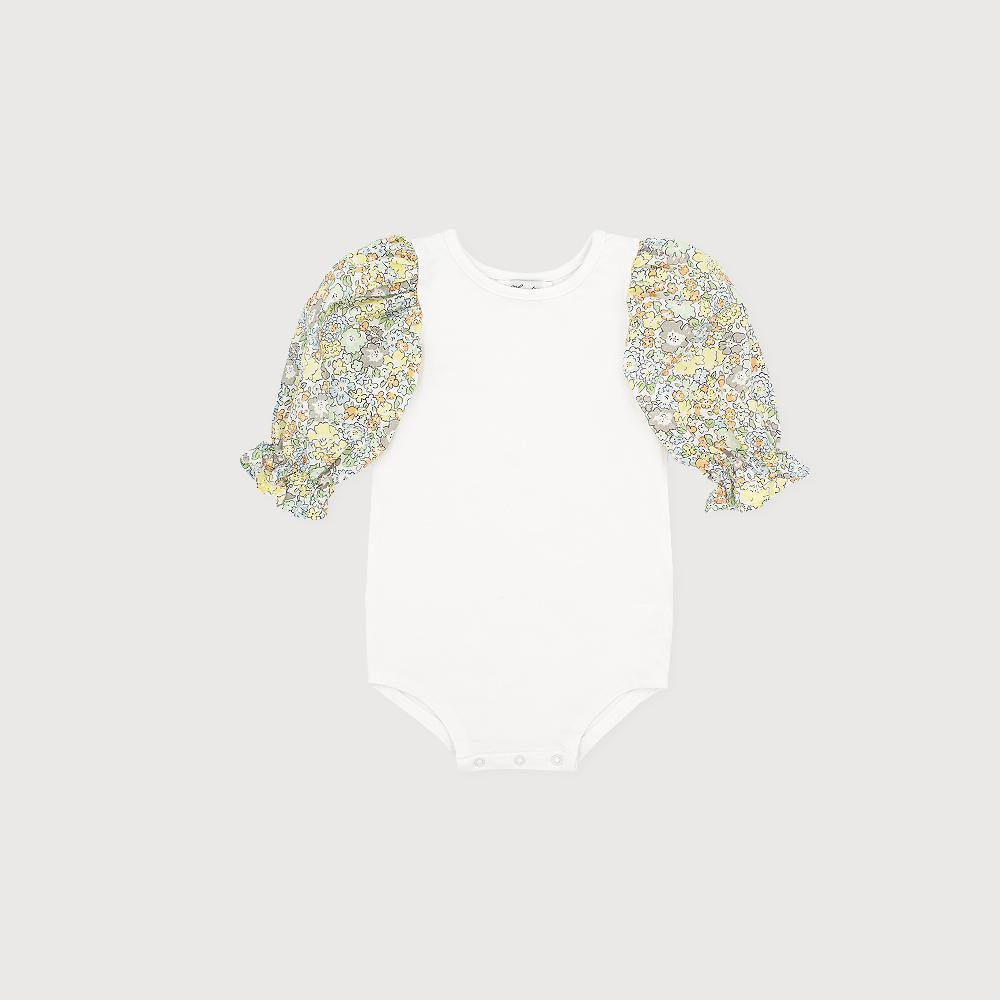 BABY) DAIA BALLOON BODYSUIT - Claudine USA
