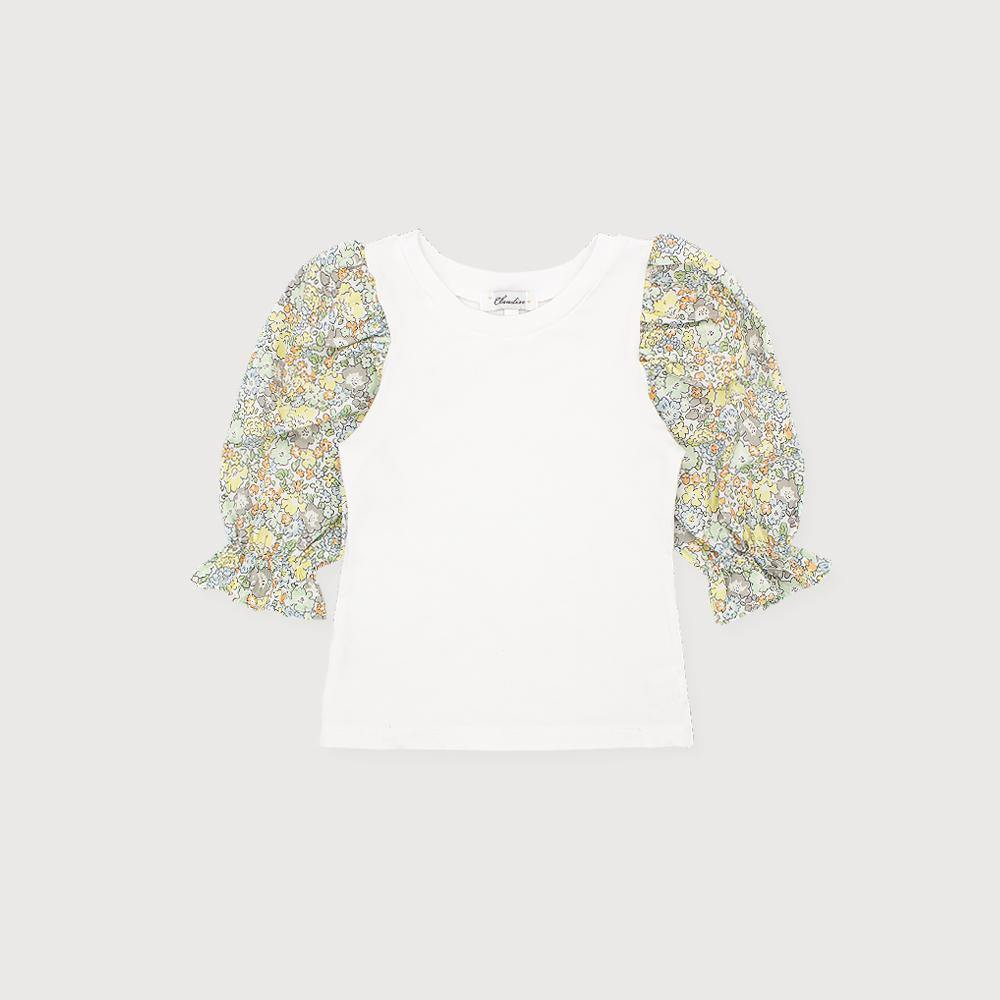DAIA BALLOON T-SHIRT - Claudine USA