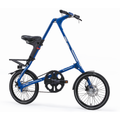 STRiDA SX Folding Bike, Blue Man
