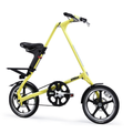 STRiDA LT Folding Bike, Mustard Yellow