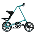 STRiDA LT Folding Bike, Turguoise