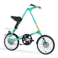 STRiDA SX Folding Bike, Mint