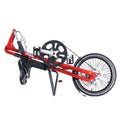 STRiDA SX Folding Bike, Red Devil