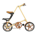 STRiDA LT Folding Bike, Ice Cream