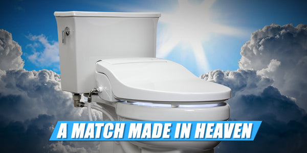 Bidet Toilet Seats for Amputees - A Match Made in Heaven
