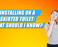 Installing a Bidet Toilet Seat on a Skirted Toilet: What Should I Know?