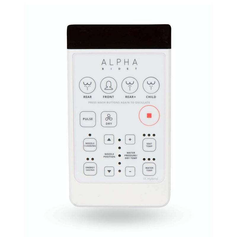 Alpha iX Hybrid Replacement Remote