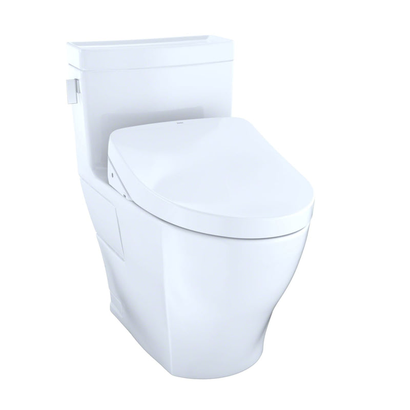 TOTO LEGATO WASHLET + S550E ONE-PIECE TOILET 1.28 GPF