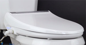 bb-2000 installed on a toilet.