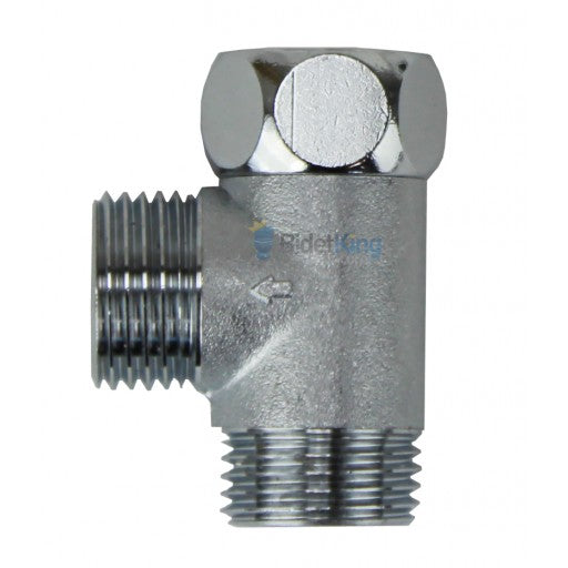 1/2 Inch T-Valve for non electric bidets