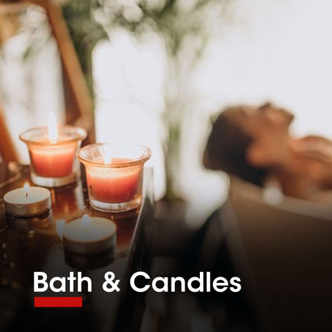 Bath and candles catalogue