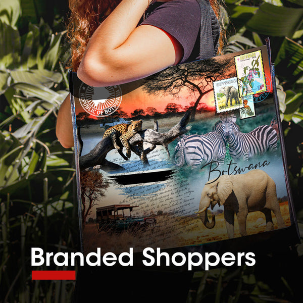 Branded shoppers