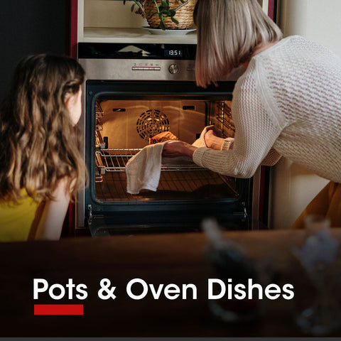 Pots and oven dishes catalogue