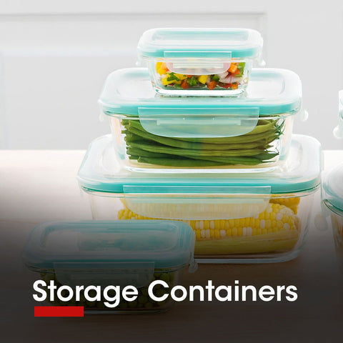Storage container catalogue