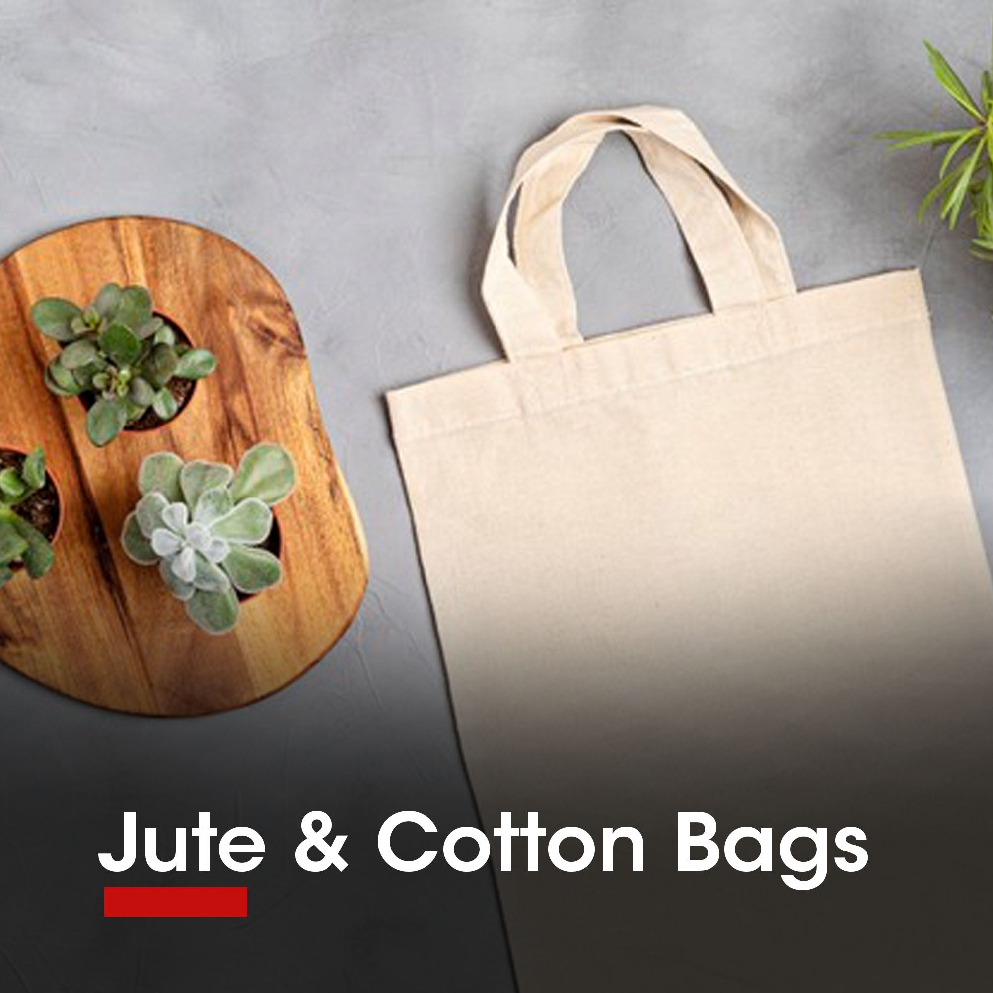 Cotton and Jute Shoppers catalogue