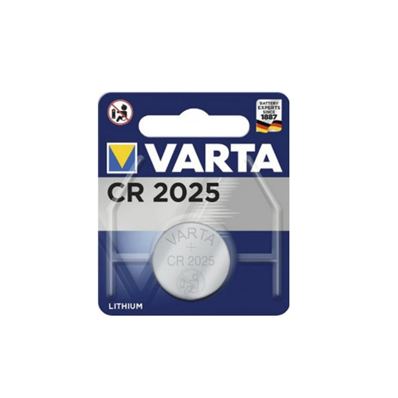 CR 2025 Batteries - 1 Pack