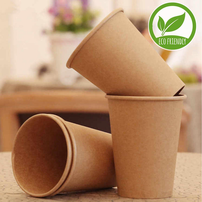Eco - Craft Paper Cups