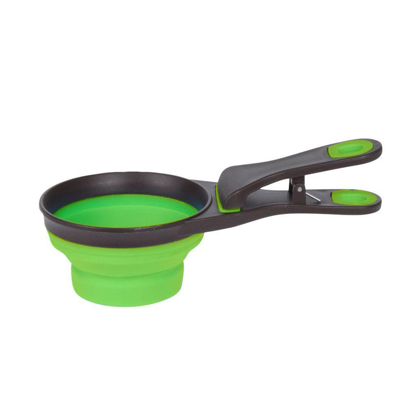 Foldable Pet Food Scoop