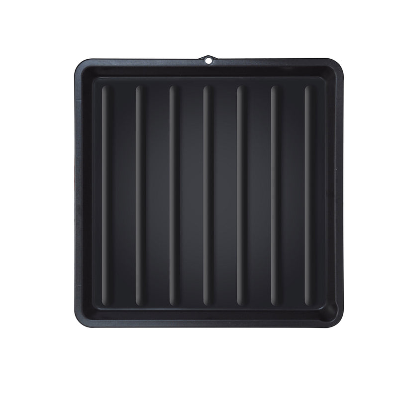 Square Grill Cleaning Tray