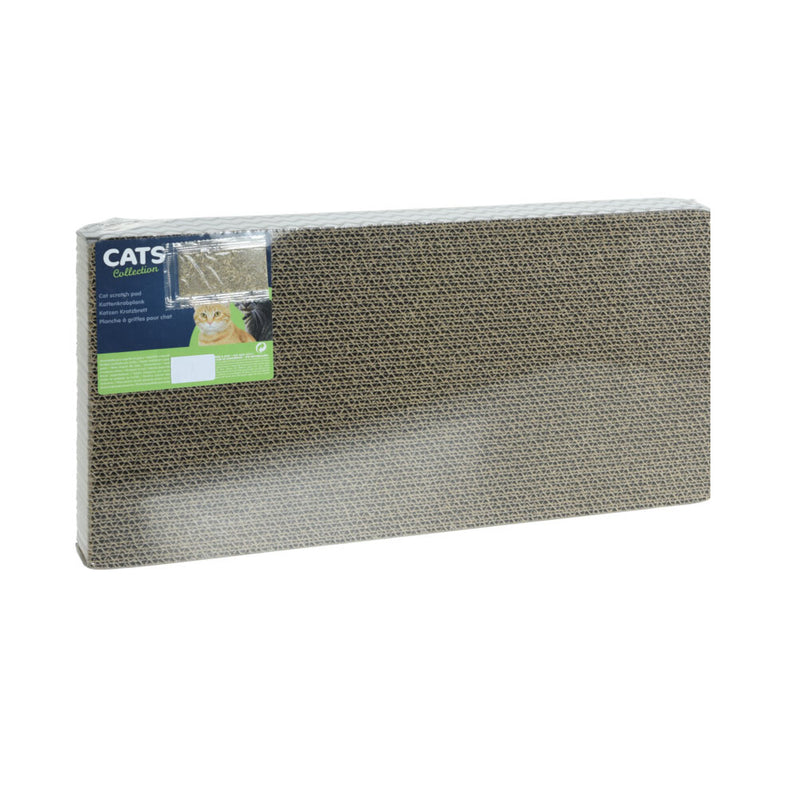 Cat Scratcher with Catnip