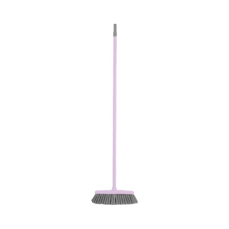 Broom Elizabeth with Cover Pink