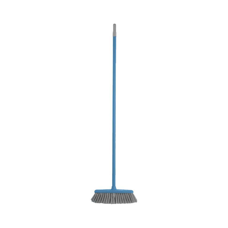 Broom Elizabeth with Cover Blue