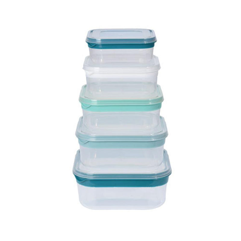 Food Containers - Set of 5
