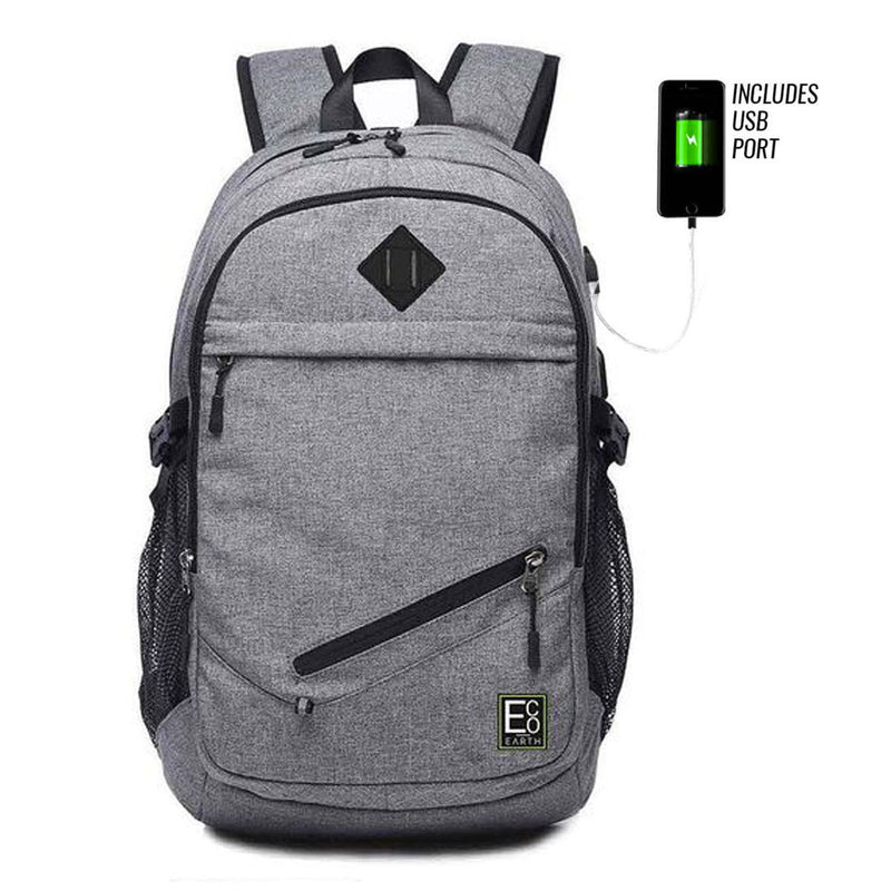 Charging Laptop Backpack with USB port