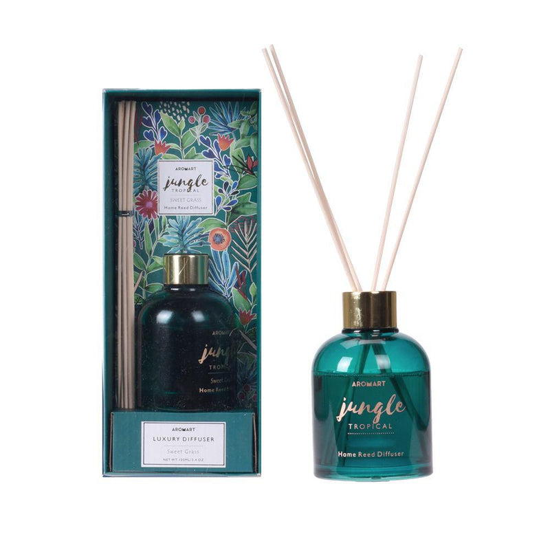 Jungle Tropical Reed Diffuser - 200ml