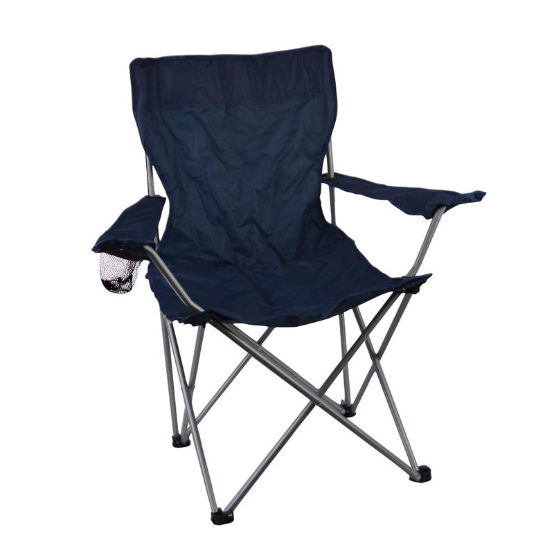 Navy Camping Chair