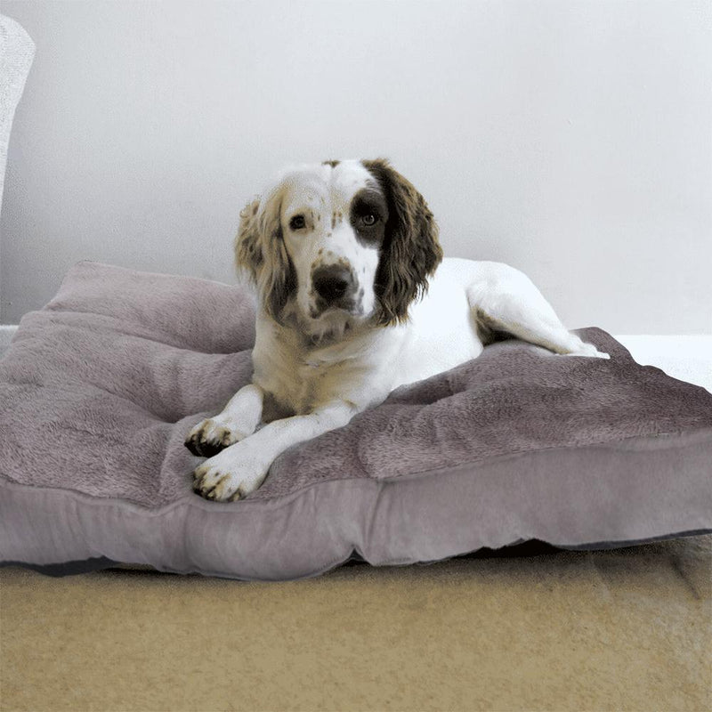 Rectangle Pet Cushion With Piping