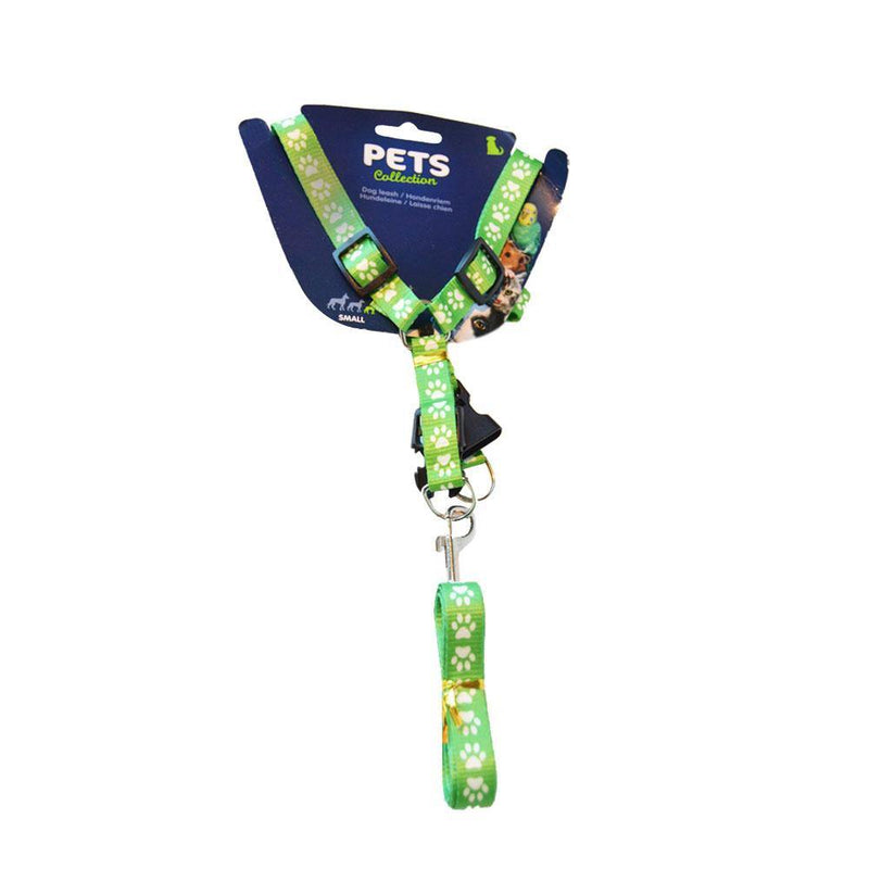 Pet Leash With Body Harness