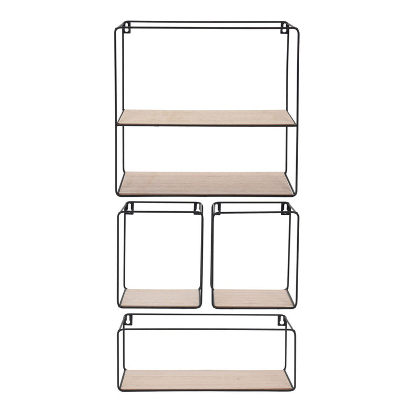 Floating Shelves - Set of 4