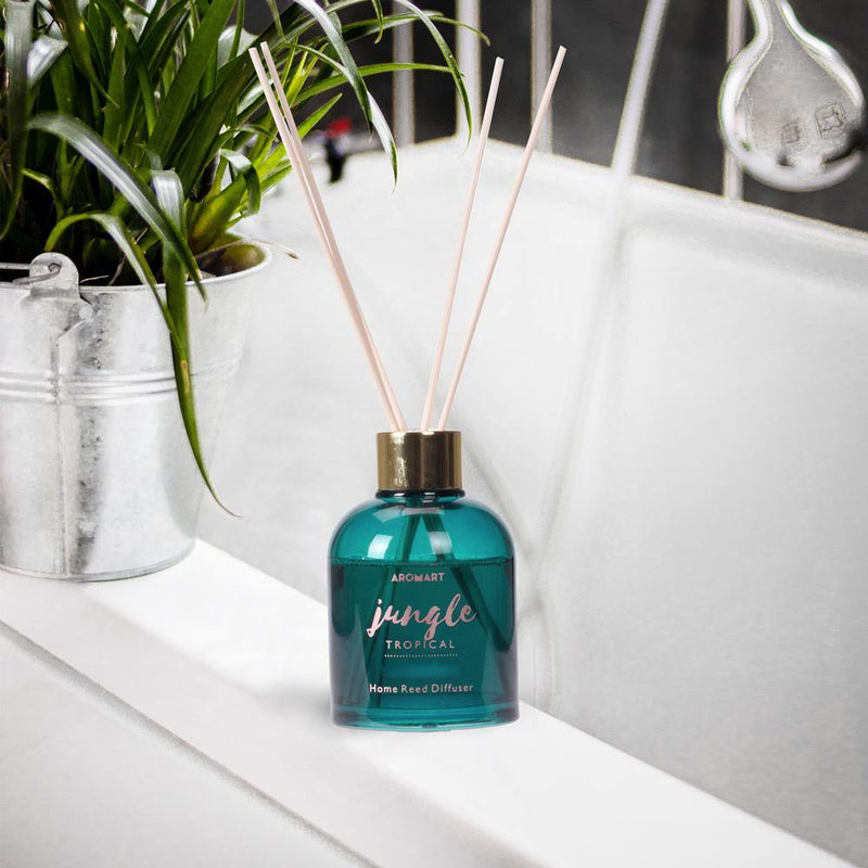 Jungle Tropical Reed Diffuser - 100ml