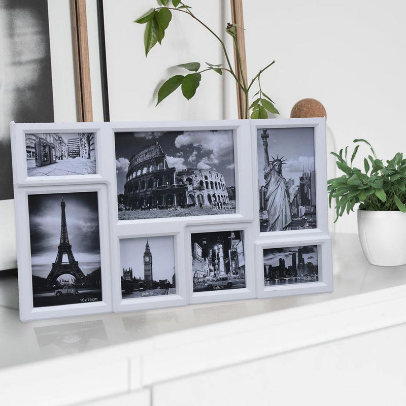 Photo Frame for 7 Pictures