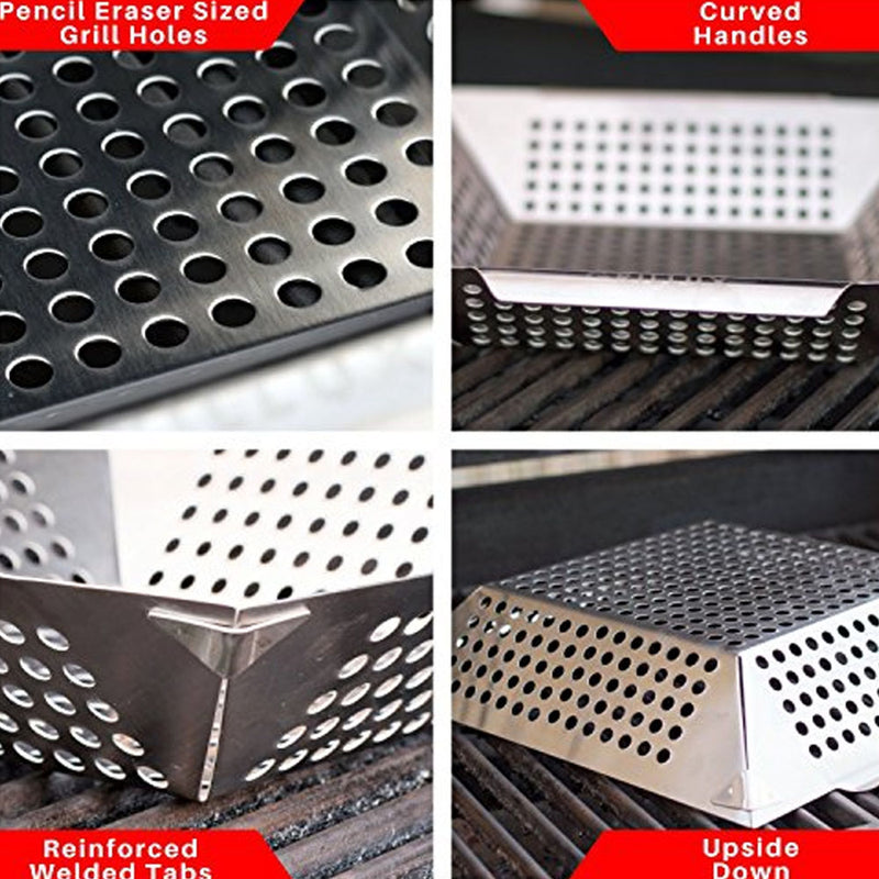 Grill Basket uses