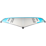 ENSIS Wing V2 blue back view 2021 best wing for wing foiling buy now.