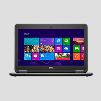 Dell Latitude E 7250 , Intel Core i5 4th Gen , 8GB , 256 GB SSD , 12.5 inch
