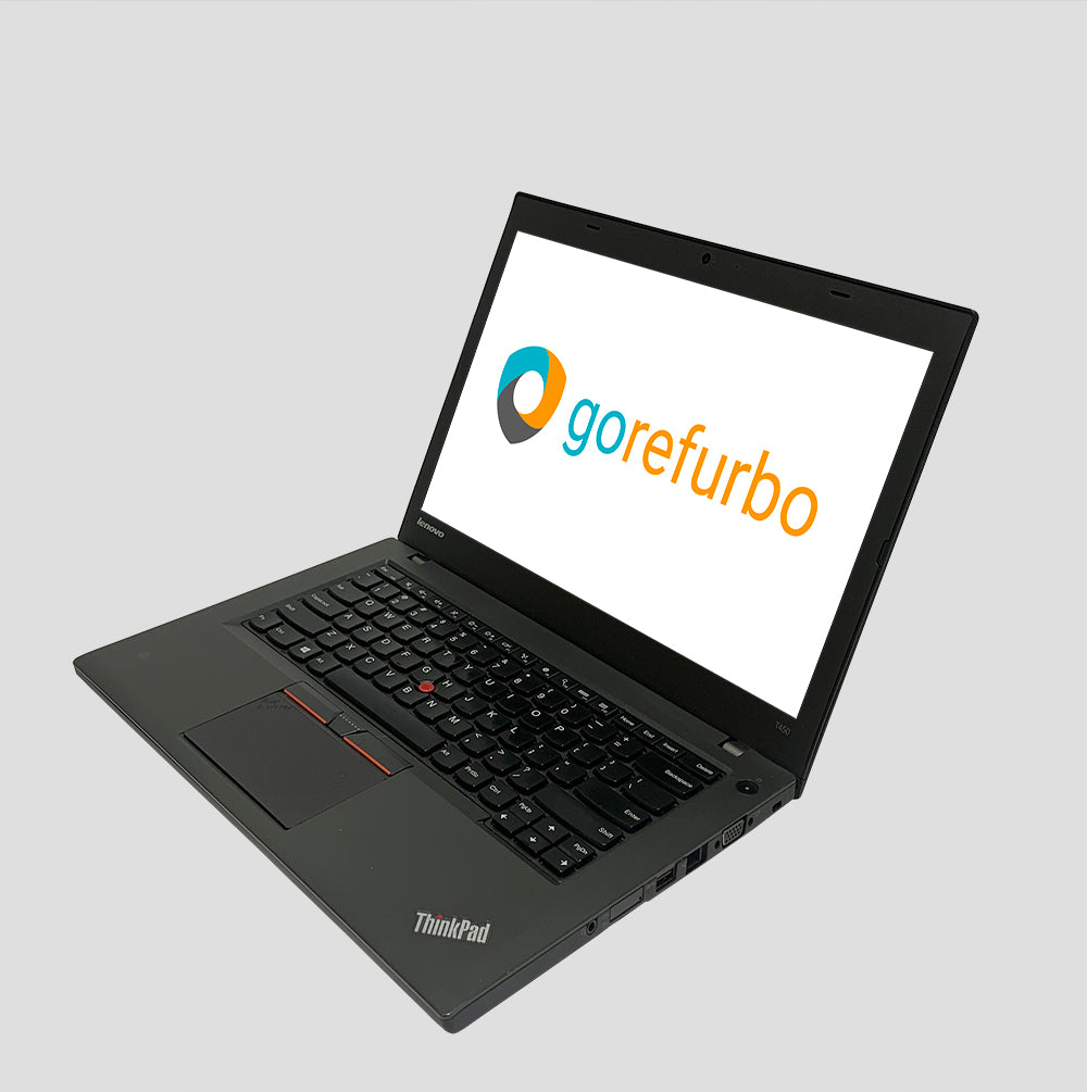 Lenovo Thinkpad T450 , Intel Core i5 5th Gen , 8GB , 240 GB SSD , 14 inch