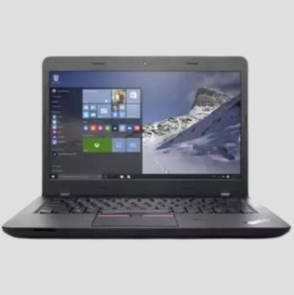 Lenovo E460 , Intel Core i5 6th Gen , 4GB , 240 GB SSD , 14 inch