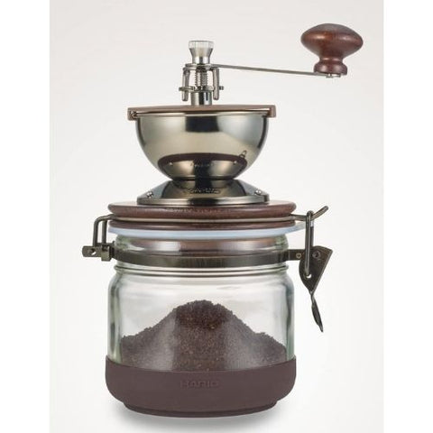 Canister Ceramic Coffee Mill